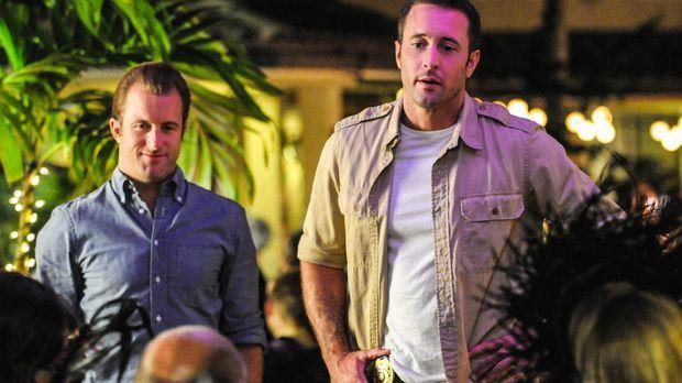 Ein neuer Fall wartet auf Steve (Alex O'Loughlin, r.) und Danny (Scott Caan,...