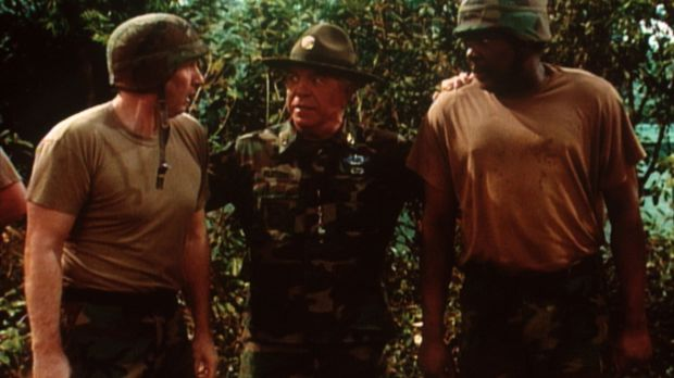 Was als Spaß begann, endet lebensgefährlich: Al (Ed O'Neill, l.) und Griff (H...