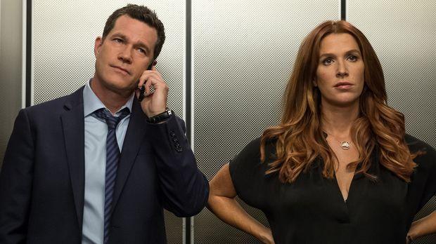 Nachdem der Fernsehstar Fletcher Sayers ermordet wurde, übernehmen Carrie (Po...