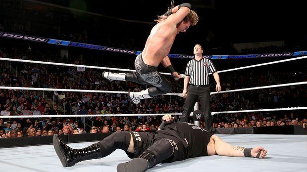SmackDown vom 18. Dezember © WWE