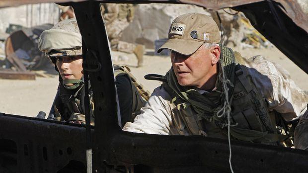 Das NCIS Team sucht weiter nach einer verschwundenen Marinesoldatin. Die Ermi...