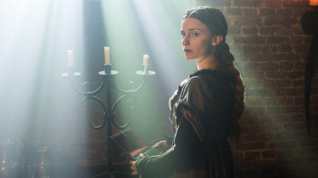 Der Tod ihres Vaters belastet Anne Neville (Faye Marsay) sehr und sie entschl...
