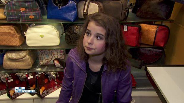 Vorschau: Die 12-jährige Kleptomanin