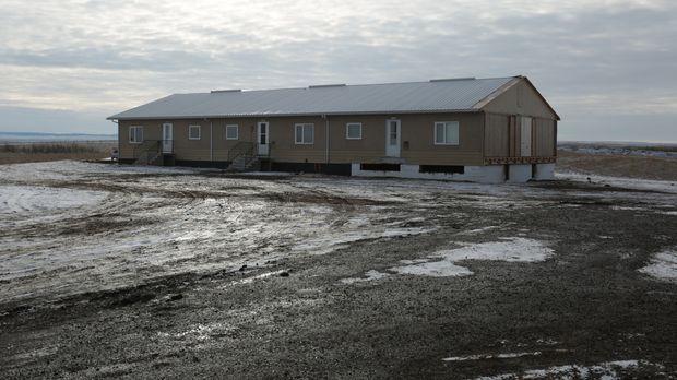 Eine neue Herausforderung für Wades House Moving-Team: Das neue Traumhaus von...
