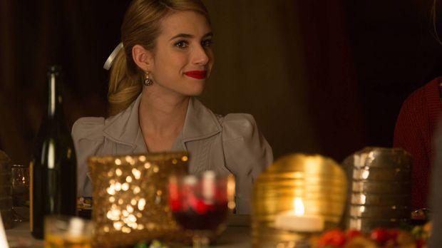 Maggie (Emma Roberts) versucht, das Vertrauen eines besonderen Freaks zurück...