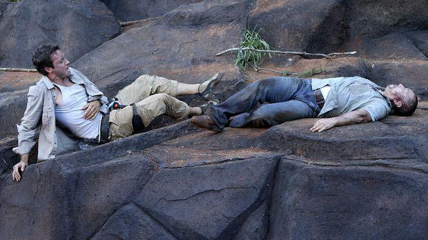 Steve und Danny unternehmen einen Wanderausflug in die Berge und finden dort...