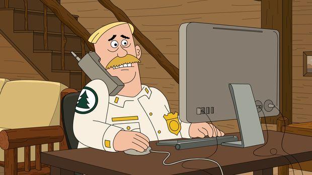 Woody glaubt, mit Hilfe von Robotern alle seine Probleme lösen zu können ......