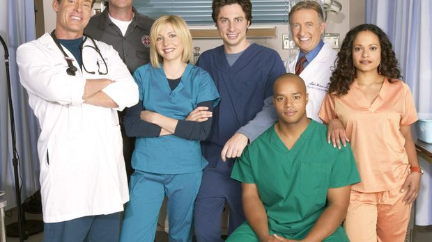 (4. Staffel) - Die Belegschaft des Sacred Heart Hospitals muss täglich mit ne...