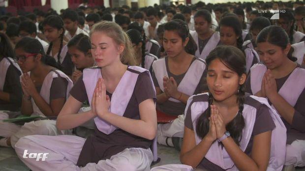 Taff - Taff - Schüleraustausch Extrem: Südkorea Vs. Indien