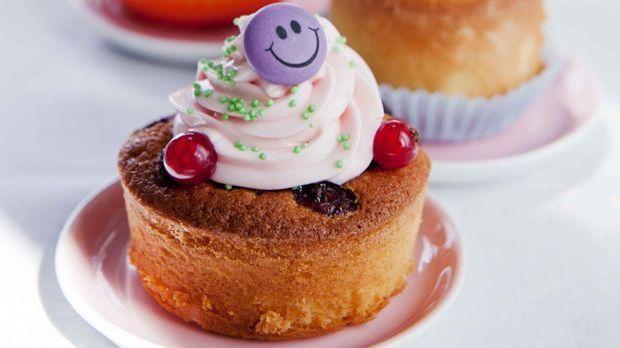Enie kennt ein gutes Rezept für American Cupcakes!