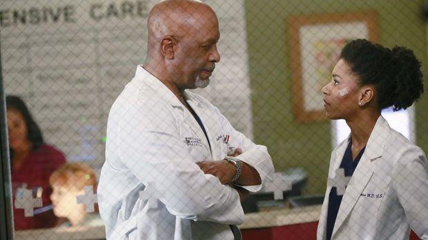 Während der gesundheitliche Zustand eines Patienten dafür sorgt, dass sich Ri...