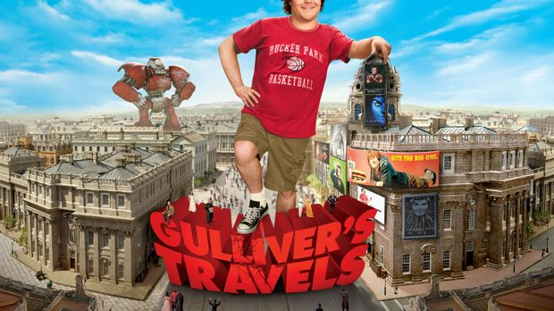 Gulliver's Travels - Artwork © TM and   2010 Twentieth Century Fox Film Corpo...