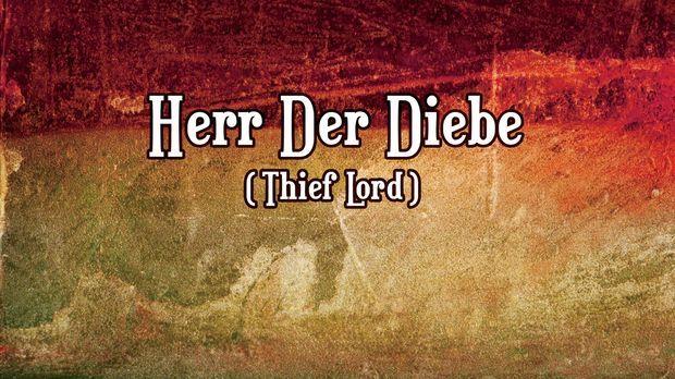 Herr der Diebe - Herr Der Diebe - Logo ... © Warner Brothers International Te...