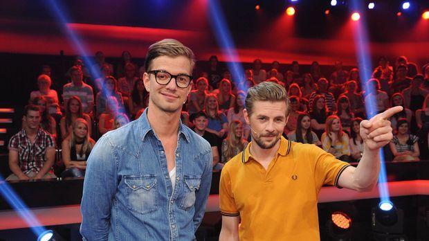 Zuschauen war gestern: Jetzt müssen Joko (l.) & Klaas (r.) bei