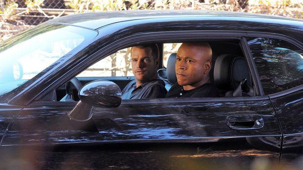Ermitteln in einem neuen Fall: Special Agent G. Callen (Chris O'Donnell, l.)...