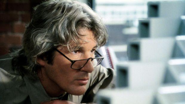 Mit seinem Leben könnte der erfolgreiche Architekt Vincent Eastman (Richard G...