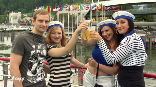 Taff - Taff - Klischee-check Beim Russian Boat: Sind Russen Wirklich So Feierwütig?