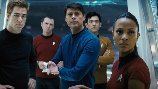 STAR TREK XI © Copyright © 2009 by PARAMOUNT PICTURES CORPORATION.