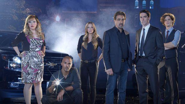 (11. Staffel) - Ein starkes Team, das jeden Serientäter zur Strecke bringt: D...