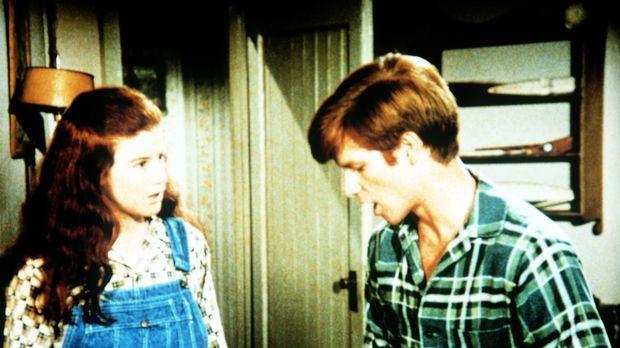 Ben Walton (Eric Scott, r.) möchte eigene Wege gehen. Seine Schwester Elizabe...