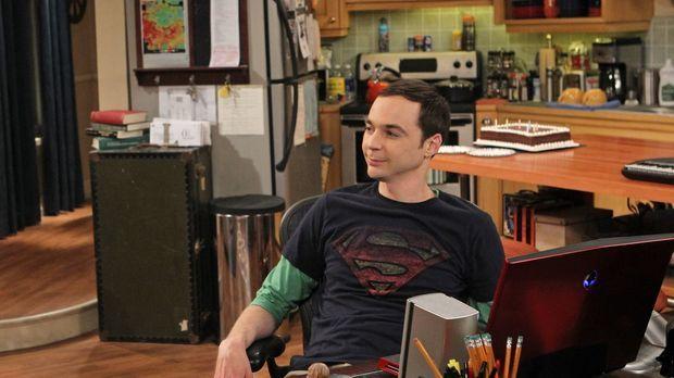 Als Sheldon (Jim Parsons) erfährt, dass seine Lieblingsserie abgesetzt wurde,...