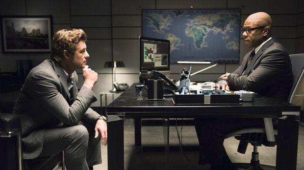 Die Karriere von FBI-Agent Dennis Abbott (Rockmond Dunbar, r.) steht auf dem...