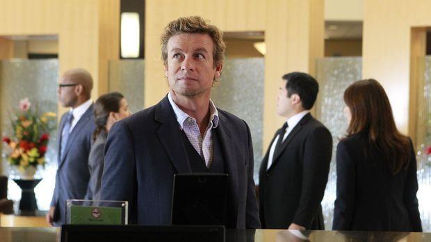 Ein neuer Fall wartet auf Jane (Simon Baker) und seine Kollegen ... © Warner...