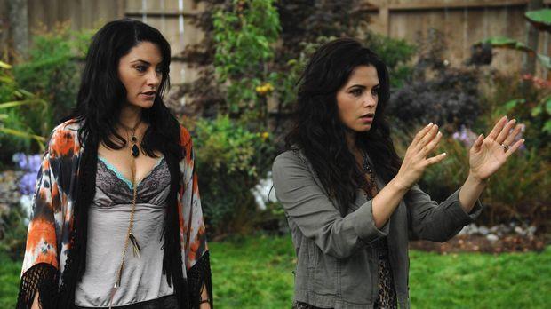 Wendy (Mädchen Amick, l.) versucht Freya (Jenna Dewan-Tatum, r.) zu erklären,...