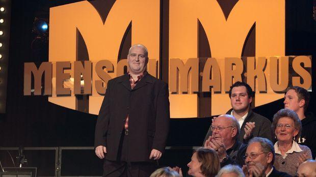 Vom Publikum immer wieder gefeiert: Markus Maria Profitlich © Frank Hempel Sat.1