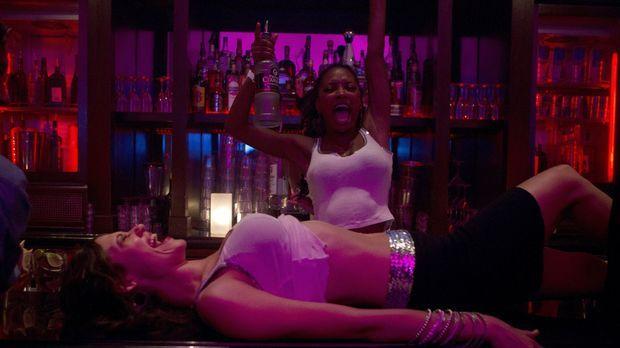Während Frank sich Sorgen um seine Bleibe macht, sorgt Veronica (Shanola Hamp...