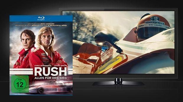 Rush - Alles für den Sieg © Universum Film