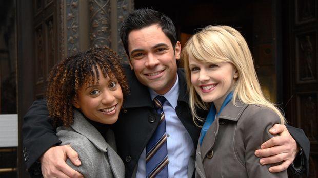 Ein neuer Fall wartet auf Kat Miller (Tracie Thoms, l.), Lilly Rush (Kathryn...