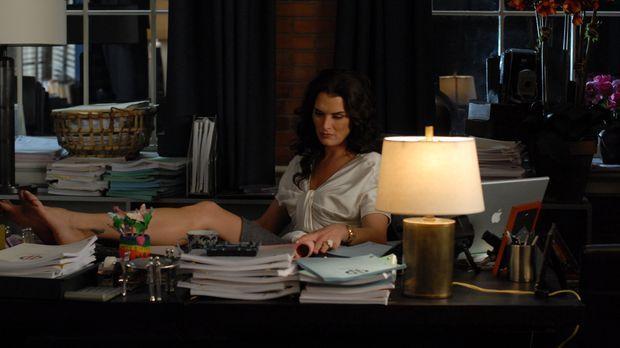 Mutter mit Sorgen: Wendy (Brooke Shields) befürchtet, dass das Enthüllungsbuc...