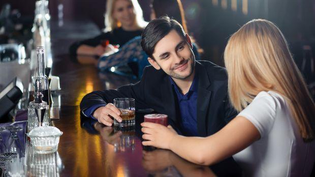 Flirten blickkontakt