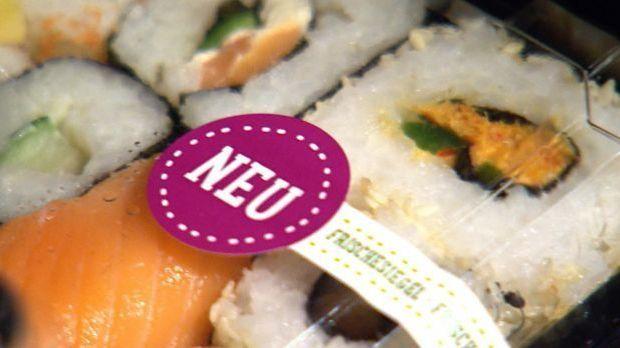 Mission Wissen weltweit: Supermarkt-Sushi