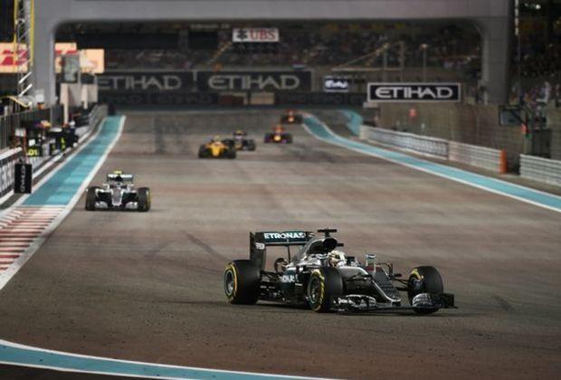Was passiert 2017 mit der Formel 1?