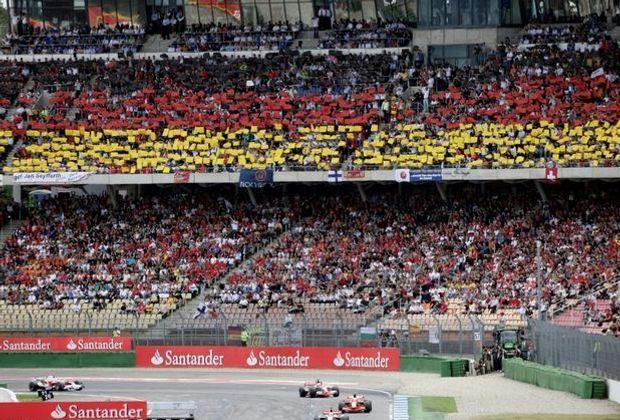 Kein Formel-1-Rennen in Deutschland nächstes Jahr