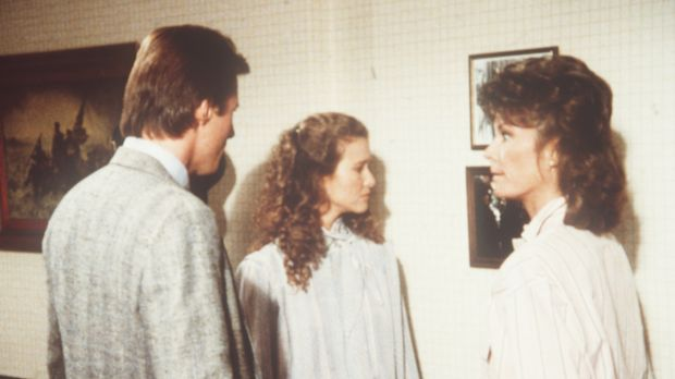 Lee (Bruce Boxleitner, l.) und Amanda (Kate Jackson, r.) kümmern sich um Penn...