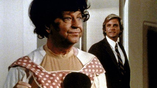 Rhett (Eric Douglas, r.) ist verärgert über seinen Vater Jackie (Donald O'Con...