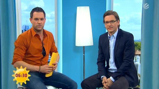 Talk: Claus Strunz zum Pilotenstreik