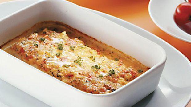 Das Pasta-Gericht aus dem Ofen ist ein absoluter Klassiker der italienischen...