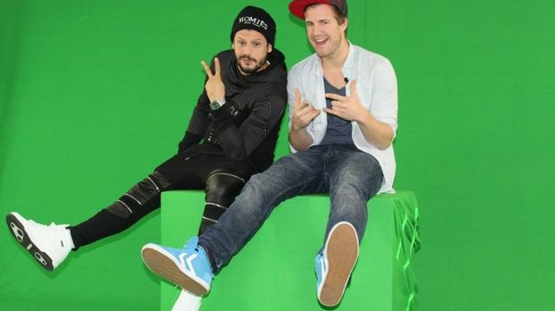 Greenbox: Manuel und Luke © sixx