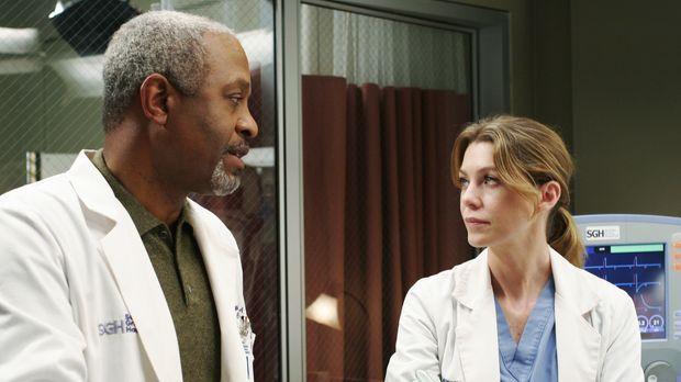 Das Pflegepersonal hat seine Drohung wahr gemacht und streikt. Für Meredith (...