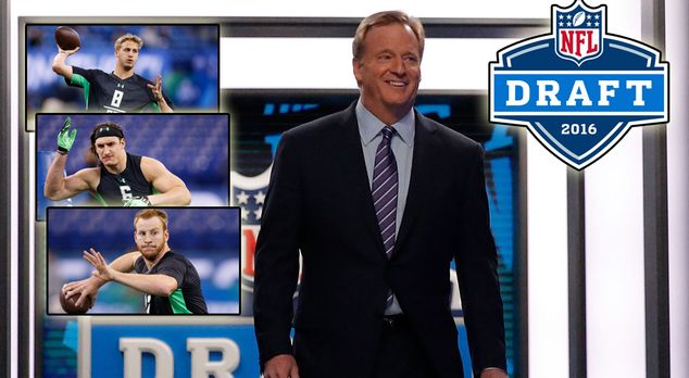 NFL Draft Topliste 940 - Bildquelle: 2016 Getty Images