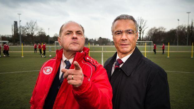 Die Udo Honig Story - Führen äußerst erfolgreich die Geschicke des FC Rot-Wei...
