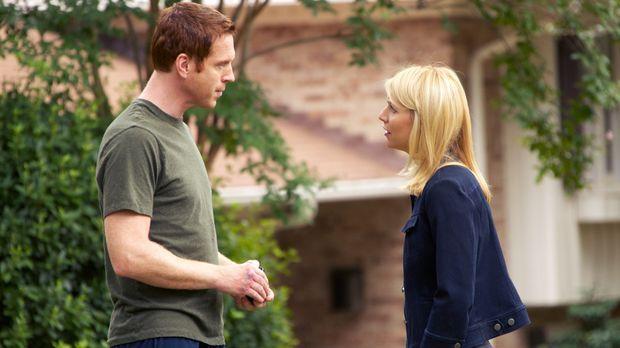 Wird Carrie (Claire Danes, r.) es schaffen, Brodys (Damian Lewis, l.) Vertrau...