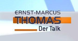 Ernst Marcus Thomas Der Talk