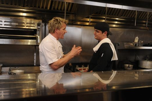 In Teufels Küche mit Gordon Ramsay - Downcity - ProSieben MAXX