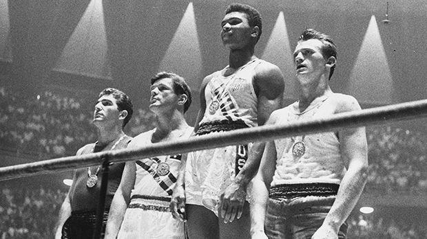 Cassius Clay (1960) - Bildquelle: getty