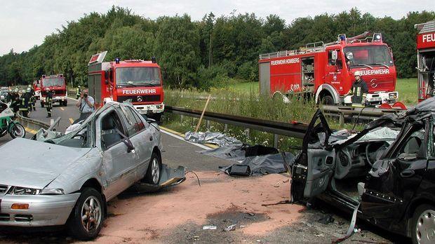 Unfall © usage Germany only, Verwendung nur in Deutschland